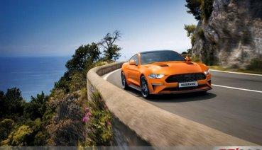 2020年度J.D. Power車輛可靠度調查 Ford Mustang榮膺最可靠車款肯定