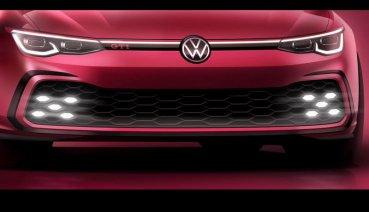 Volkswagen八代Golf GTI露臉出來見客了