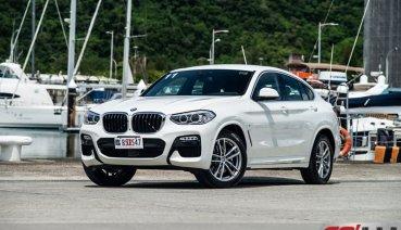 不穿制服 華麗轉身-BMW全新世代X4
