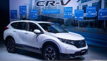 2019年式CR-V全面標配Honda SENSING實現最高安全標準