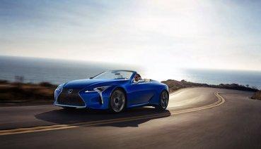全球首投產、絕無僅有Lexus LC Inspiration Series Launch Exclusive 1 of 1將於Barrett-Jackson拍賣會拍賣!