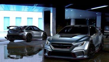 等了這麼久終於要換WRX STI與Levorg搭載SGP,新世代車型明年登場