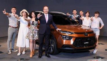 納智捷全新5+2 SUV LUXGEN URX第四季正式上市