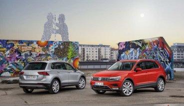 Volkswagen獲獎不斷 Tiguan限時優惠實施中
