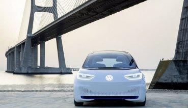 Volkswagen電動車世代,將於法蘭克福車展ID.電動車正式發表啟動