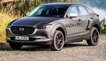 最快東京車展或2020年,Mazda電動車就要登場
