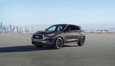 Infiniti要有QX55?這會是新車型還是增加動力?