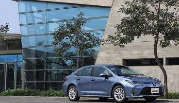 油電車平價化先鋒 大改款Toyota Altis Hybrid試駕報導