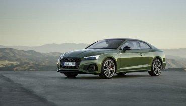 小改Audi A5變得更帥更科技了