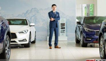 [榮耀之星] 好服務才是銷售的開始-INFINITI劉文龍