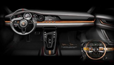 Porsche Heritage Design Strategy經典設計套件讓你回到昨日情懷!