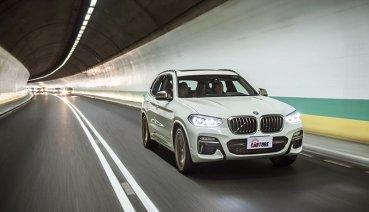 試駕BMW X3 M40i後,你很可能會覺得這是山路裡最棒的LSUV!
