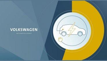 投資600億歐元,Volkswagen集團要於2029年實現75款電動車計劃