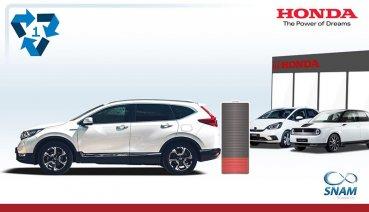 電動化來臨,回收電池處理問題大!Honda歐洲分公司與SNAM強化電池重生合作計畫