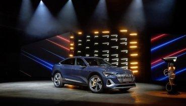 【洛杉磯車展】運動風格更強烈的Audi e-tron Sportback帥氣登場