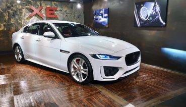 預售價219萬元起,全新小改Jaguar XE亮相預售,預計台北車展發表