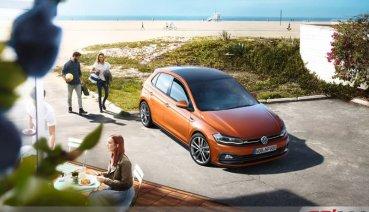 2020新年式The Polo與The Sharan正式到港 搭載IQ.DRIVE智能駕駛輔助系統
