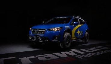 這才是真正的跨界風─Crawford Performance推出Subaru Crosstrek〈美規XV〉越野改裝套件!