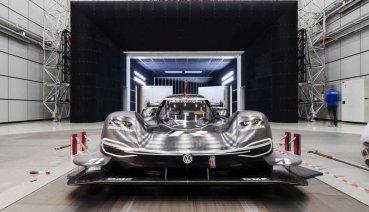 繼派克峰後Volkswagen ID. R將挑戰並創下紐柏林北環賽道最速紀錄