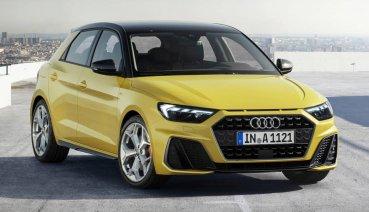 侵略感十足,Audi全新第二代A1 Sportback正式亮相!