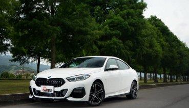 試駕BMW 218i Gran Coupe M Sport感受再次相遇的悸動!
