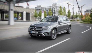 台灣最暢銷的歐系進口豪華運動休旅車 The new Mercedes-Benz GLC / GLC Coupé