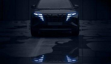 這不是概念車,這是四代大改款Hyundai Tucson!