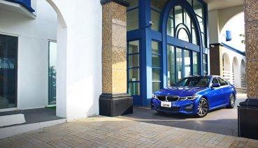 試駕BMW 330i M Sport前,你得先決定該由誰來開車【讓車自己開篇】