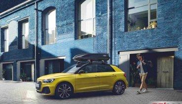 非耀不可 自信隨型 The new Audi A1 Sportback現正預售中