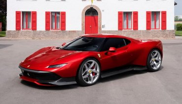 有錢就是任性! Ferrari替匿名客戶打造的SP38將於本周公開亮相