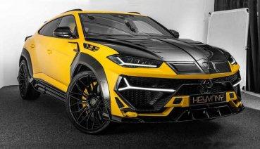 這不是休旅車該有的性能,Keyvany把Lamborghini Urus爆改至瘋狂