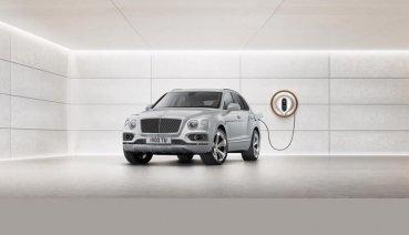 揮別內燃機,Bentley即將全面進入電能世代