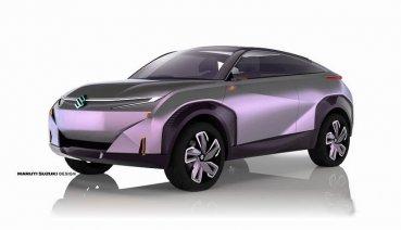 Suzuki下世代車型像Concept Futuro-e行嗎?