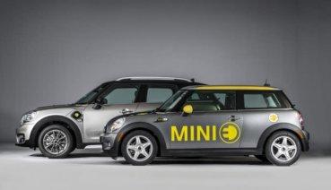 Mini首款純電動車Cooper SE下個月發表,暖場影片先解解渴!