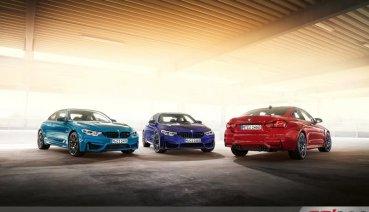 全台僅有五輛配額!全新BMW M4 Edition ///M Heritage限量推出