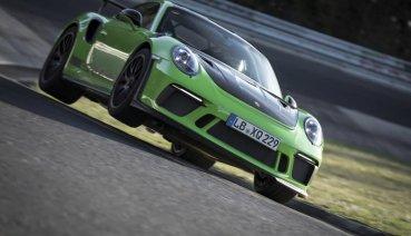 狂,又一輛六分台!新款Porsche 911 GT3 RS跑出6分56秒4紐柏林北賽道單圈成績(影片)