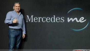 台灣賓士發表【Mercedes me】數位服務品牌