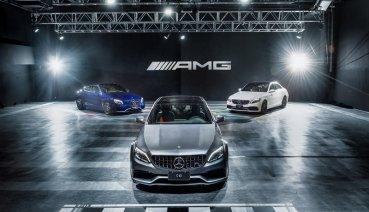 Mercedes-AMG C 63性能猛駒開閘入台,497萬元起誘惑征服猛獸慾望!