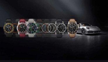保時捷車主現在可以去客製化你的Porsche Design手錶了