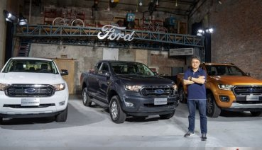 New Ford Ranger職人型、全能型全新上市 領航台灣專業用車新革命