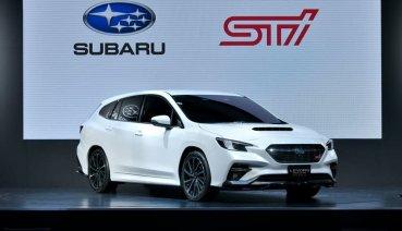讓車迷流口水有電子懸吊的Subaru Levorg Prototype STI Sport,東京改裝車展亮相