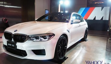 金氏紀錄爆甩保持車款現身!BMW第6代M5帥氣抵台!