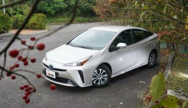 油電先驅再進化Toyota Prius小改款試駕