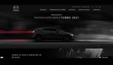 墨西哥搶頭香! Mazda3 Turbo預告影片率先曝光!