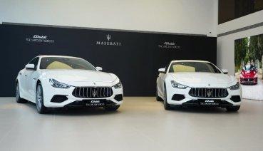 全台限量8席! Maserati Ghibli Scatenato Edition滿配升級特仕版強悍推出!