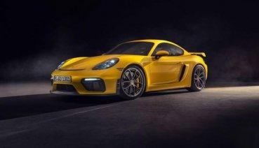 新動力新套件,Porsche 718 Boxster Spyder / 718 Cayman GT4聯袂登場!