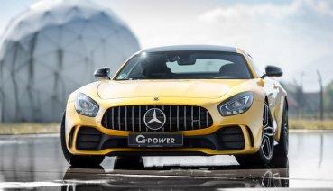 我的媽呀!G-Power一口氣將Mercedes-AMG GT R動力改到800匹馬力