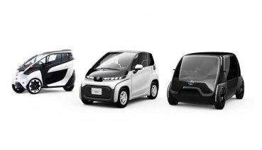 【東京車展】豐田集團的野望! 未來將推出多款都會用微型電動車,並拓展電源銷售領域!