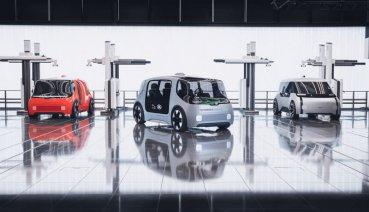 Jaguar Land Rover Project Vector概念車以打造零排放安全的環境而生