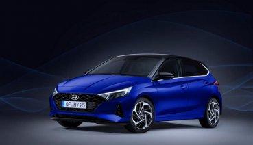 跳脫框架,新一代Hyundai i20化身個性化掀背